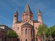 Catedral de Maguncia Fotos de archivo