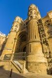 Catedral de Malaga, Spanien Royaltyfri Foto