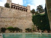 Catedral de Mallorca Imagem de Stock