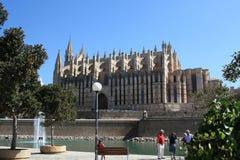 Catedral de Mallorca Stock Photos