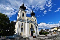 Catedral de Maria Taferl Fotos de archivo