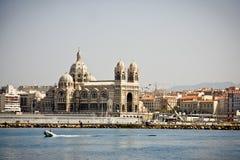 Catedral de Marsella, Francia fotografía de archivo