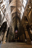 Catedral de Metz Foto de Stock Royalty Free