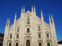 Catedral de Milão Fotografia de Stock Royalty Free