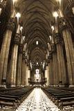 Catedral de Milano Imagenes de archivo