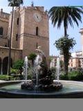 Catedral de Monreale Imagenes de archivo