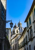 Catedral de Montefiascone Foto de Stock Royalty Free