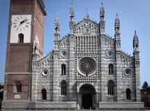 Catedral de Monza Imagens de Stock Royalty Free