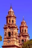Catedral de Morelia mim Fotografia de Stock Royalty Free