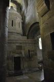 Catedral de Mtskheta en la provincia Georgia de Kartli sveti Tskhoveli Imágenes de archivo libres de regalías