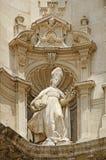 Catedral de Murcia Foto de archivo libre de regalías