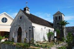 Catedral de Nassau fotografía de archivo libre de regalías