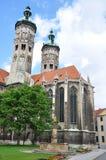 Catedral de Naumburg Foto de archivo libre de regalías