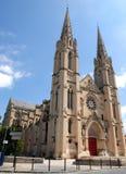 Catedral de Nimes en Francia Fotografía de archivo