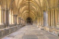 Catedral de Norwich Imagenes de archivo