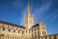 Catedral de Norwich Fotos de archivo