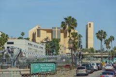 Catedral de nossa senhora dos anjos Imagem de Stock