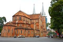 Catedral de Notre Dame fotografía de archivo