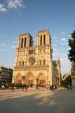 Catedral de Notre Dame Fotografia de Stock Royalty Free