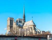 Catedral de Notre Dame Fotografía de archivo libre de regalías