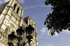 Catedral de Notre Dame Fotos de archivo libres de regalías
