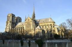 Catedral de Notre Dame Foto de Stock