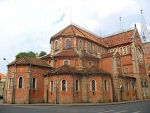 Catedral de Notre Dame em Ho Chi Minh Fotografia de Stock