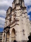 Catedral de Notre Dame en Par?s fotografía de archivo