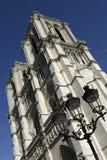 Catedral de Notre Dame - Paris Fotografia de Stock Royalty Free