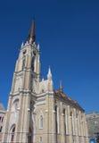 Catedral de Novi Sad Foto de archivo libre de regalías