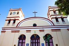 Catedral de Nuestra夫人de la亚松森 免版税图库摄影