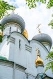 Catedral de nuestra señora de Smolensk Fotos de archivo libres de regalías