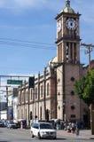 Catedral de Nuestra Seniora de瓜达卢佩河在提华纳,墨西哥 库存照片