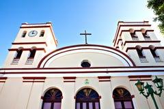 Catedral de Nuestra Senora de Λα Asuncion Στοκ Φωτογραφίες
