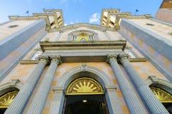 Catedral de Nuestra Senora de Guadalupe, Tijuana, Mexico fotografering för bildbyråer