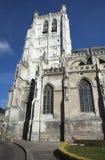 Catedral de Omer de Saint, France Imagem de Stock Royalty Free