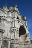 Catedral de Omer de Saint, France Imagens de Stock Royalty Free