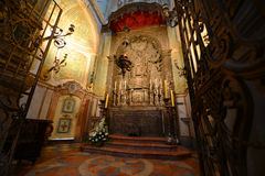 Catedral de Oporto, Oporto, Portugal Fotos de archivo
