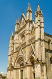 Catedral de Orvieto, Itália Fotografia de Stock