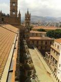 Catedral de Palermo fotos de stock royalty free