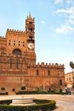 Catedral de Palermo Fotografia de Stock