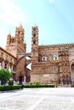Catedral de Palermo Imagens de Stock Royalty Free