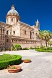 A catedral de Palermo Imagem de Stock