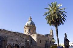 Catedral de Palermo Imagen de archivo