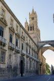 Catedral de Palermo Imágenes de archivo libres de regalías