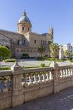 Catedral de Palermo Fotografía de archivo