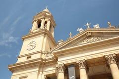Catedral de Pamplona Imagen de archivo
