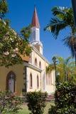 Catedral de Papeete Imagem de Stock Royalty Free