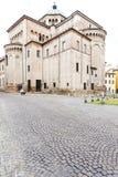 Catedral de Parma Fotografía de archivo