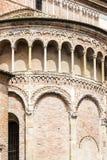 Catedral de Parma imagem de stock